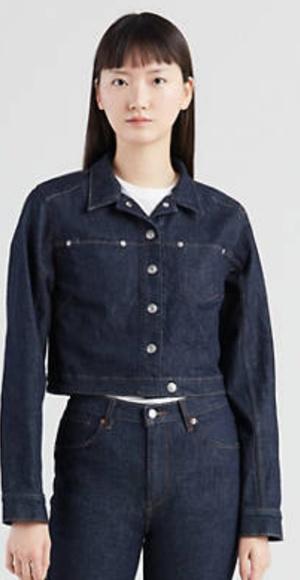 Levi's Jackets & Blazers - Levi's Engineered Jeans Trucker Jean Jacket M